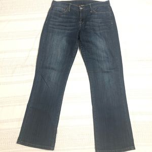 Lucky brand jeans size 8 easy Rider